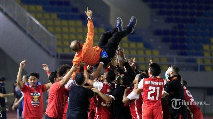 Bawa Persija Juara Piala Menpora, Nasib Pep Guardirman Tak Jelas di Tim Macan Kemayoran: Belum Tahu