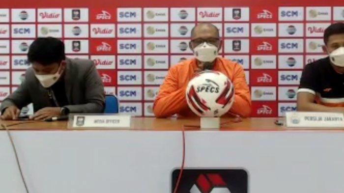 Kandaskan Persib Bandung 2-0, Pelatih Persija Sudirman Sebut Eksploitasi Kelemahan Lawan Sukses