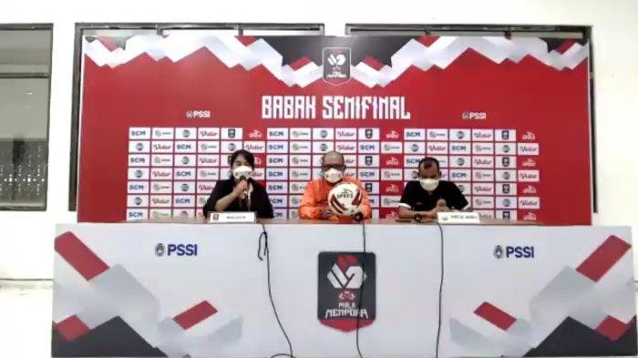Pelatih Persija Jakarta, Sudirman Jelaskan Prahara Simic Bersitegang dengan Andritany Ardhiyasa
