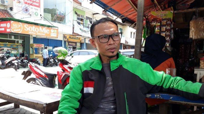 Tukang Ojek Online Maju Caleg DPR Dipromotori Cak Imin, Penumpangnya Kaget