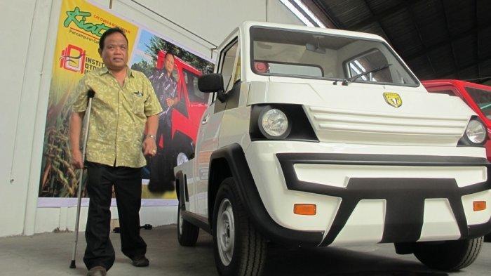 Sukiyat, Sosok Pria Klaten di Balik Mobil Esemka yang Mengaku Tak Diundang saat Peresmian