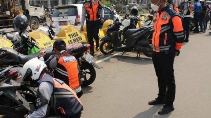 Cegah Parkir Liar, Pemprov DKI Jakarta Pasang Portal S di 12 Titik Kawasan Kuningan City
