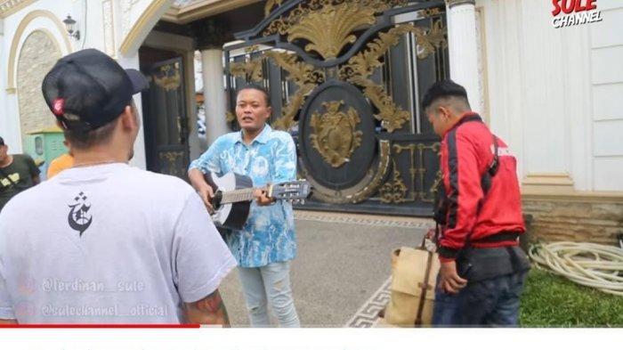 Pria Ini Jauh-jauh dari Jateng Bertemu Sule Demi Minta Ini, Suami Nathalie Ungkap Rasa Terima Kasih
