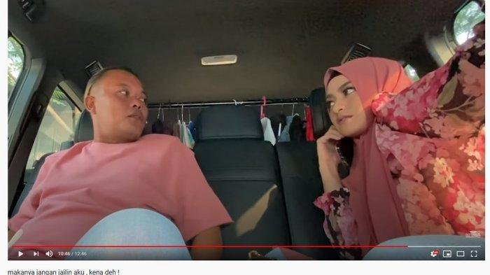 Nathalie Holscher Pura-pura Teleponan Sama Orang Sambil Bilang 'Miss You Too', Sule Cemburu: Siapa?!