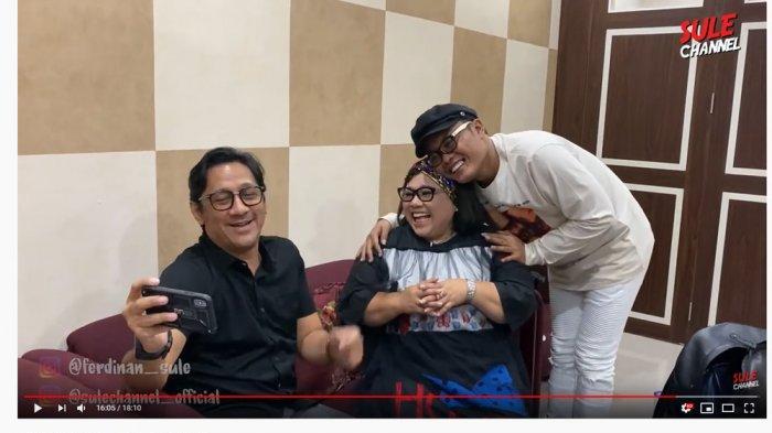 Jenguk Nunung Bersama Andre di RSKO Jakarta, Sule Buat Ngakak: Dia Udah Kaya Wanita Simpanan Aku