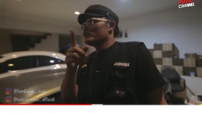 Lihat Garasi Rumah Mewah Anang Ashanty, Sule Hitung Jumlah Mobilnya: Sultan Nih, Ngalahin Raffi!