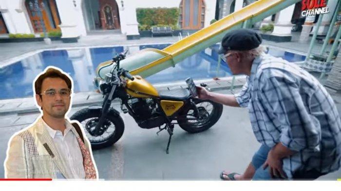 Tawar Motor Custom Sule Seharga Rp 40 Juta, Raffi Ahmad Kesal Tersaingi Andre Taulany: Males Gua!
