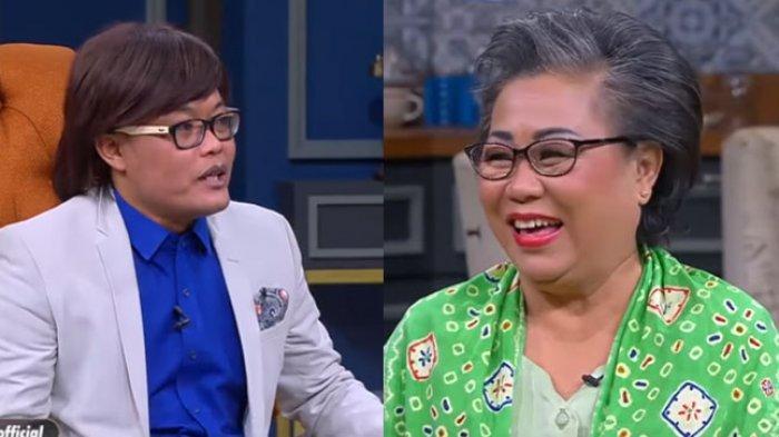 Bertemu Ibu yang Bertengkar di Stasiun MRT saat Nonton Tompi, Reaksi Sule Bikin Ngakak