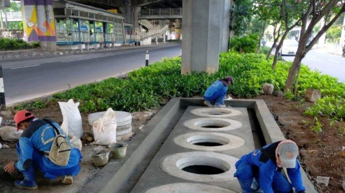 Melihat Sumur Resapan Andalan Anies Cegah Banjir Jakarta, Dewan Ragukan Target 1,8 Juta Terealisasi