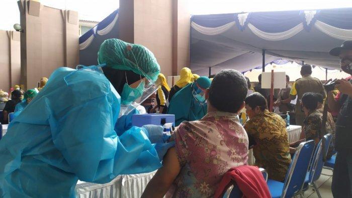 Vaksinasi Covid-19 Tahap 2 Tangsel Mulai 2 Maret 2021, Ini Peserta dan Lokasi Pelaksanaannya