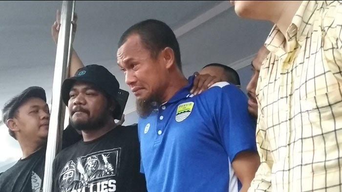 Ditunjuk sebagai Kapten Persib Bandung selama Dilatih Mario Gomez, Begini Curahan Hati Supardi Nasir