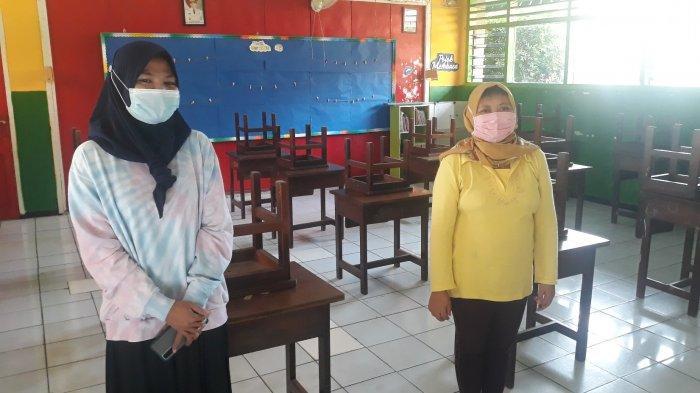 Tak Bisa Tutupi Bahagia Anaknya Besok Sekolah, Sriatun: Kelamaan Sekolah Online Kami yang Repot
