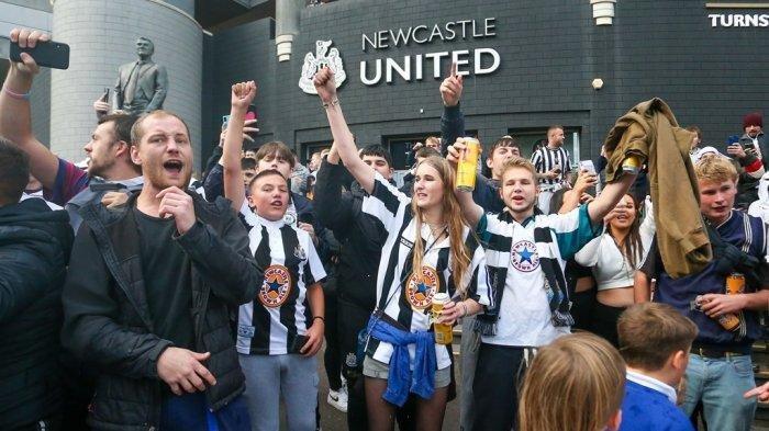 Klub Liga Inggris Newcastle United Kini Jadi Klub Terkaya di Dunia, Manchester City dan PSG Minggir