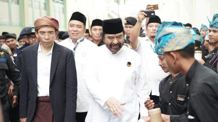 Jokowi Umumkan Menteri Besok Pagi, Surya Paloh: Nasdem Belum Diberi Tahu