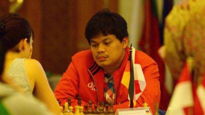 Terpapar Covid-19, GM Susanto Megaranto Mundur di Babak Kedua FIDE World Cup 2021, Ini Sikap Percasi