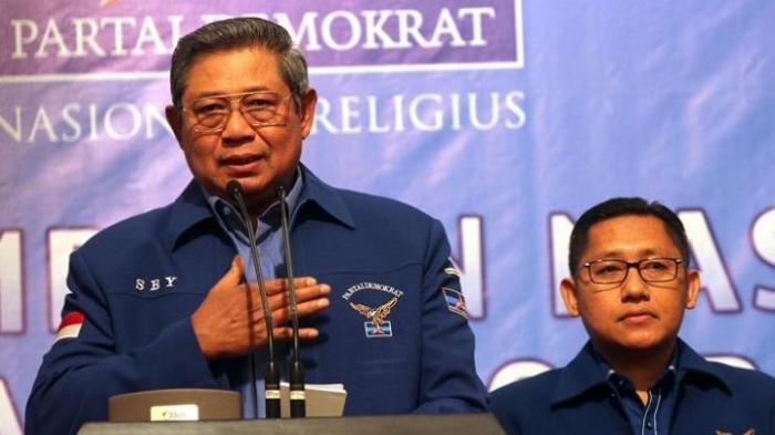 Jhoni Allen Sebut SBY Kudeta Partai Demokrat Era Anas, Ini Cerita Lain Gede Pasek dan Marzuki Alie