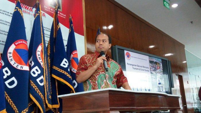 Musibah Tsunami Selat Sunda, BNPB: 429 Orang Meninggal Dunia dan 1.485 Luka