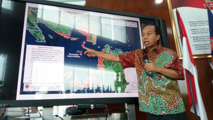 Pasca Tsunami Selat Sunda, BPBD Pandeglang Tetapkan Masa Tanggap Darurat 14 Hari