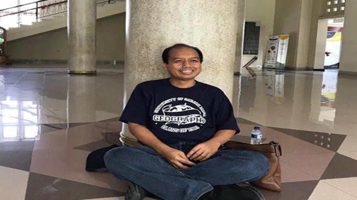 Sutopo Purwo Tutup Usia Seusai Berjuang Lawan Kanker, Foto Terakhir yang Diunggahnya Diperbincangkan