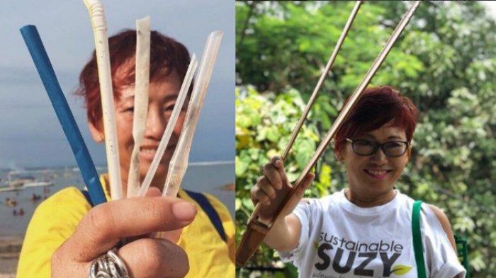 Anak Bos Matahari Punya Gaya Hidup Sustainable Suzy, Apa Itu?