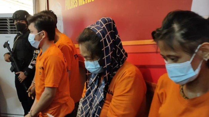 Emak-emak Gerakan Peredaran Narkoba di Kampung Bahari, Anak dan Mantunya Ditangkap 2 Tahun Lalu
