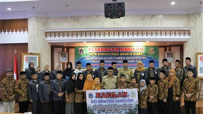 19 Orang Tilawah Wakili Kota Jakarta Utara untuk STQ Tingkat Provinsi DKI Jakarta 2018