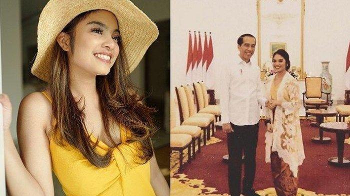 Sosok Tokoh Muda Bakal Jadi Menteri Kabinet Jokowi, Cicit Soekarno Ini Curi Perhatian Temui Presiden