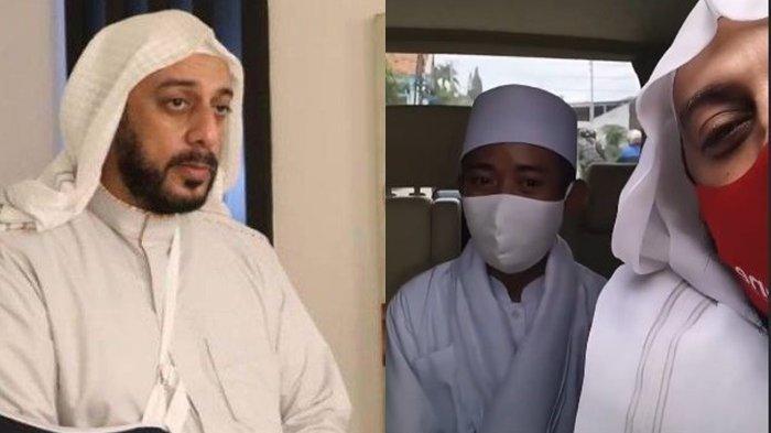 Rencana Anak Angkat Syekh Ali Jaber Jika Ketemu Ibu Kandung, Irfan Hakim Kaget: Allahu Akbar