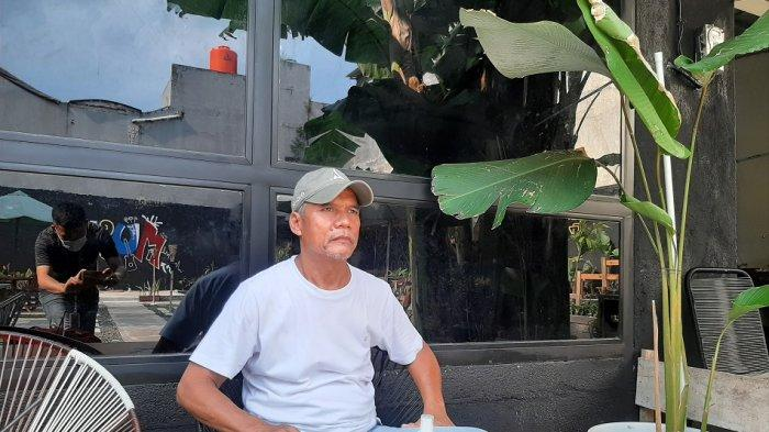 Talih Ardhiyasa, ayah dari Andritany, kiper Persija Jakarta