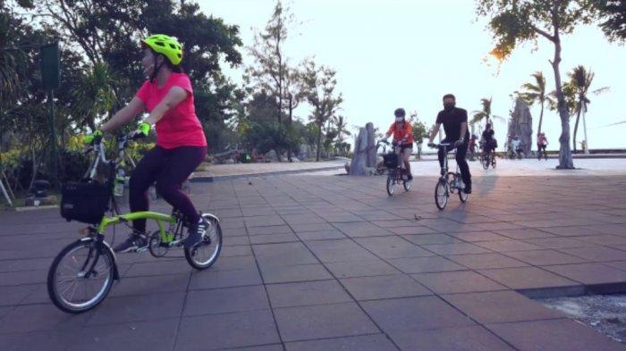 Cocok Buat Bike To Work, Harga Sepeda Lipat Police Texas edisi B2W 2021 Tak Kuras Saldo