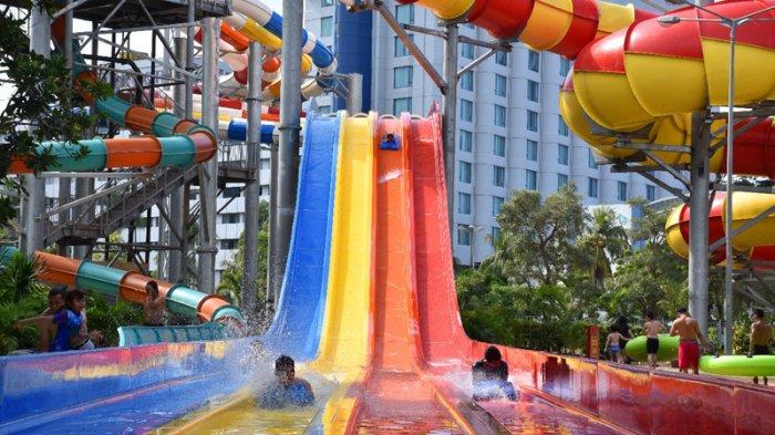 Tahun Baru Hijriyah, Warga Banyak Datangi Taman Impian Jaya Ancol Untuk Berlibur, Simak Aturannya