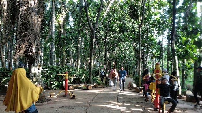 5 Rekomendasi Tempat Wisata Murah Meriah di Tangerang Selatan, Bersatu dengan Alam