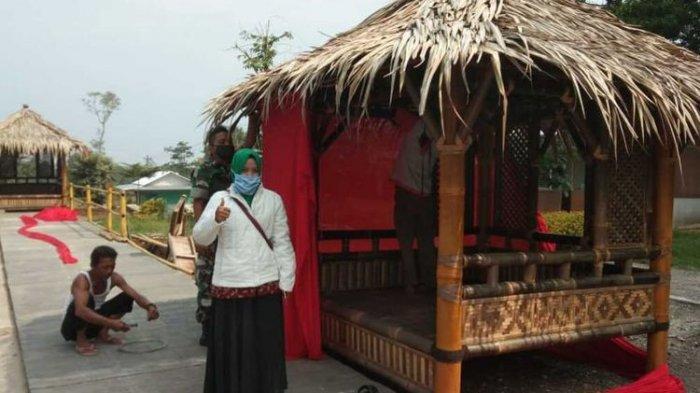 Desa Ini Sulap Taman Wisata Jadi Tempat Karantina, Fasilitas Kolam Renang