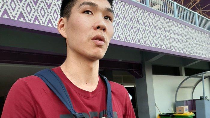 Bek Persita Tamirlan Kozubaev Ceritakan Pengalaman di Liga Malaysia: Dapat Kartu Merah Tanpa Ampun