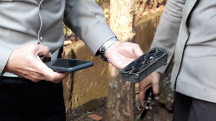 Olah TKP, Polisi Temukan Bagian Gril Mobil di Lokasi Tewasnya Briptu Andry