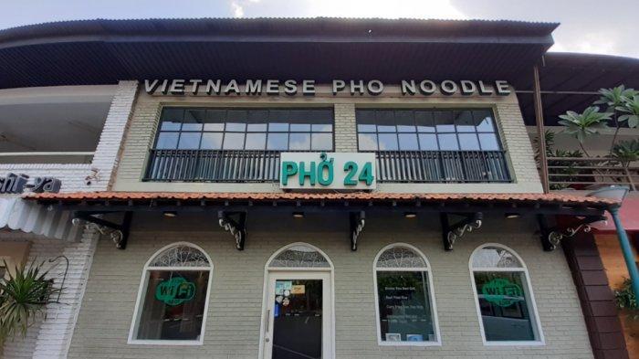 Makan Malam di Restoran Vietnam Pho 24 Tebet, Ini Menu yang Dipesan Presiden Jokowi dan Keluarga