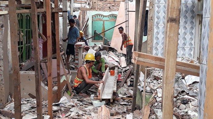 40 Rumah Warga Kebon Pala Korban Banjir Kali Ciliwung Direnovasi Pemprov DKI