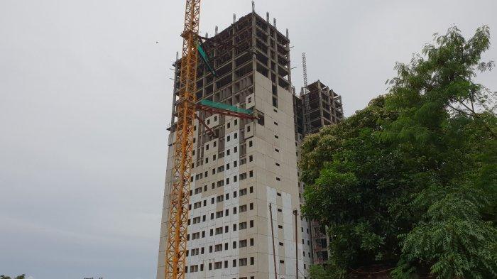 Pembangunan Rumah DP 0 Ditarget Rampung Akhir Juli 2019