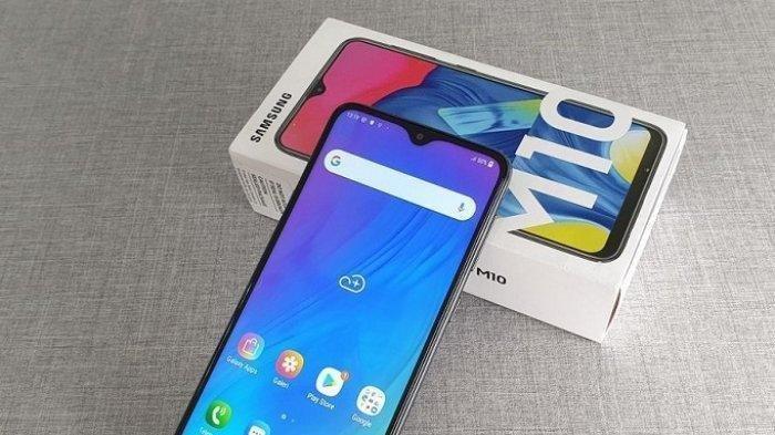 Sudah Bisa Dibeli Online Seharga Rp1,7 Juta, Berikut Kehebatan Samsung Galaxy M10