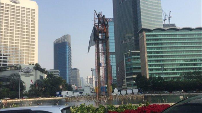 Peringati Hari Lingkungan Hidup Sedunia, Anies Padamkan Lampu 7 Ikon Jakarta