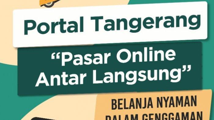 Belanja di Pasar Tradisional Tangerang Sekarang Bisa Secara Online, Begini Cara Pesannya