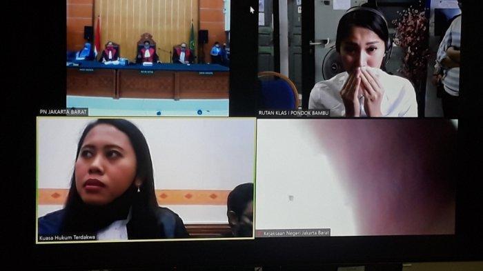 BREAKING NEWS Lucinta Luna Divonis 1,5 Tahun Penjara & Denda Rp 10 Juta, Lebih Ringan dari Tuntutan