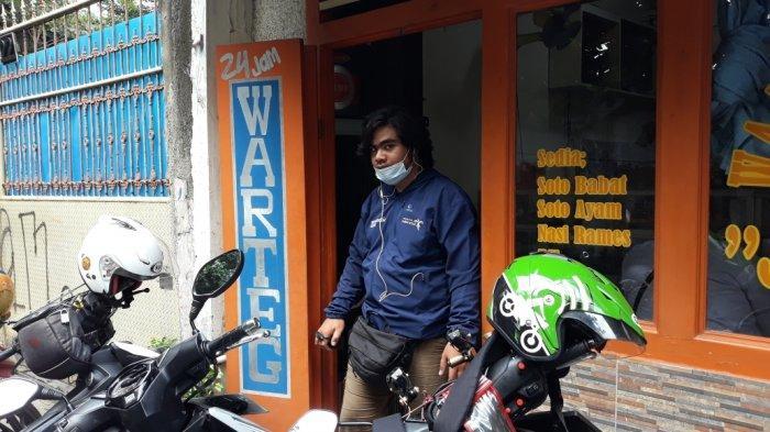 Pembeli Boleh Makan di Tempat, Pemilik Warteg di Jakarta Timur Tetap Mengeluh Pelanggan Sepi