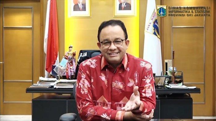 Gubernur Anies Klaim Belum Ada Lonjakan Kasus Covid-19 di Jakarta Pasca-Libur Panjang