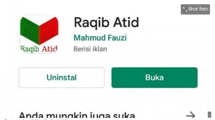Heboh Aplikasi Raqib Atid Pencatat Dosa dan Pahala, Catat Sendiri Amalan Anda