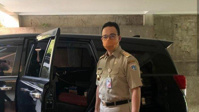 Tangkapan layar dari akun instagram istri dari Gubernur DKI Jakarta Anies Baswedan, Fery Farhati.
