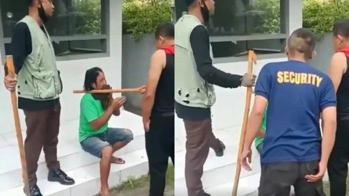 Polisi Klaim Kasus Tukang Becak Disiksa Satpam Berakhir Damai, Menantu Korban: Lapor Tak Ditanggapi