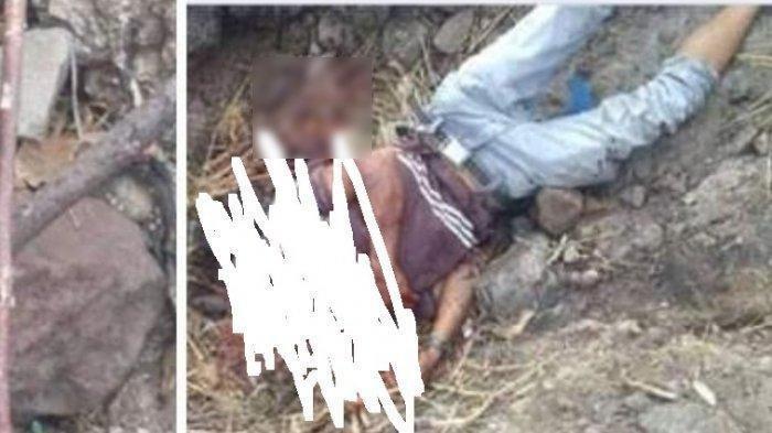 Mayat Pria Ditemukan Terpisah dengan Kepala: Ini Penjelasan Camat