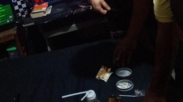 Polisi Amankan Sabu 1,32 Gram, Barang Bukti Sisa Pemakaian Jerry Lawalata