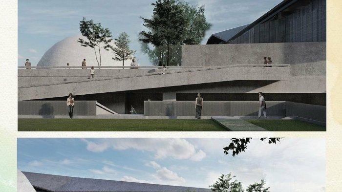 Diresmikan Ali Sadikin, Direnovasi Anies Baswedan, Begini Desain Baru Planetarium Jakarta